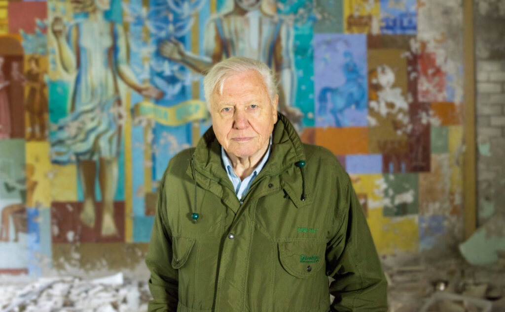 David Attenborough tilbage med A Life On Our Planet