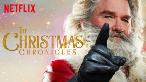 Kurt Russell er tilbage The Christmas Chronicles 2