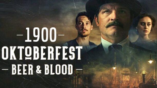 Oktoberfest Beer Blood