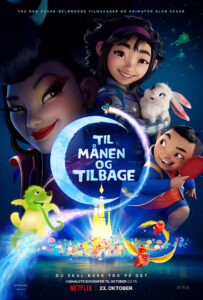 Oscar vinder bag ny animeret musicalfilm Over the Moon