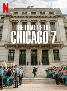 Se trailer til Aaron Sorkins retsalsdrama The Trial of the Chicago 7