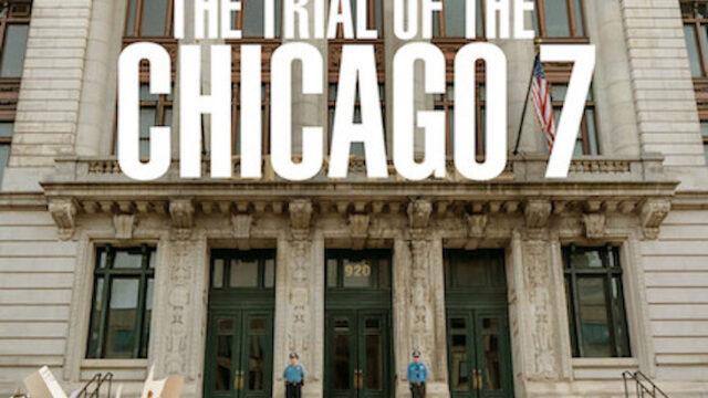 Se trailer til Aaron Sorkins retsalsdrama The Trial of the Chicago 7