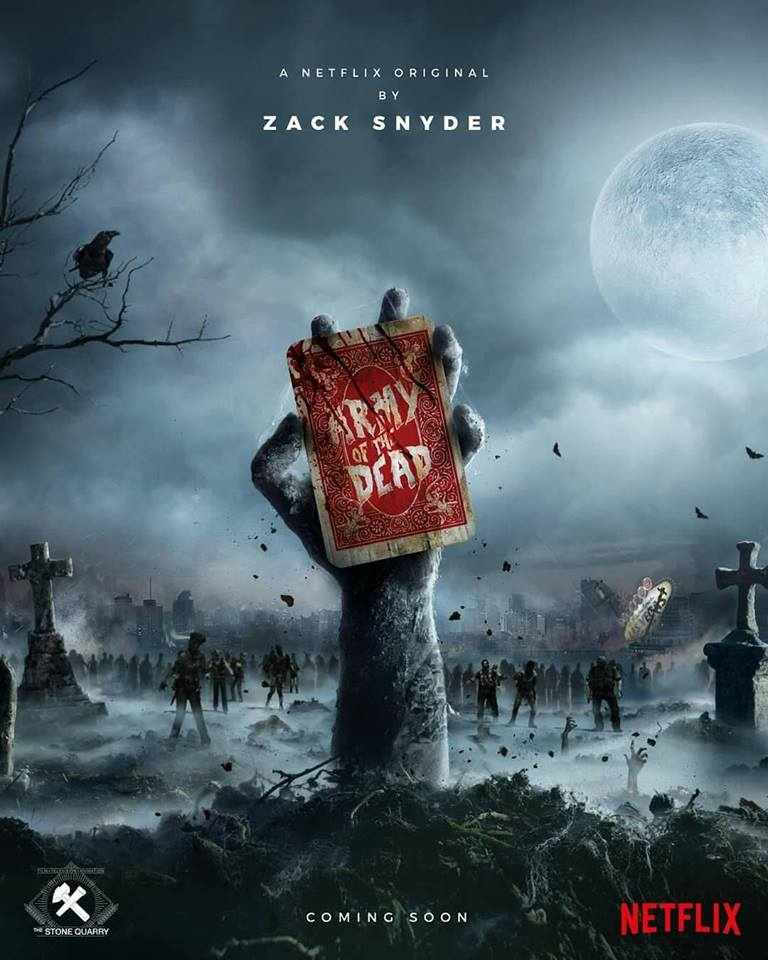 Zack Snyders zombie univers udvides