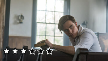 devil all the time anmeldelse review netflix