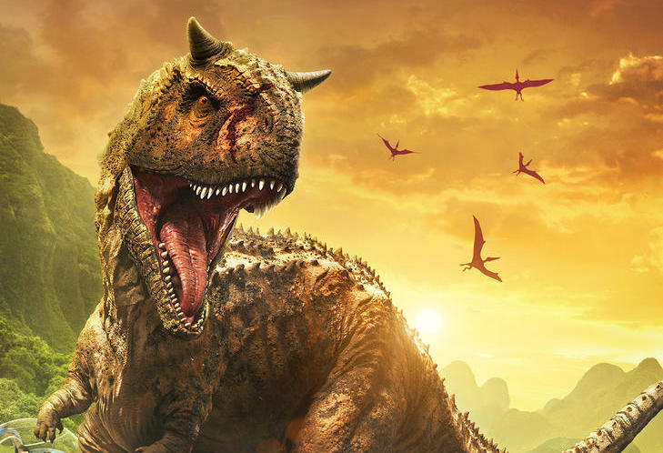 jurassic World Camp Cretaceous kommer med danske stemmer
