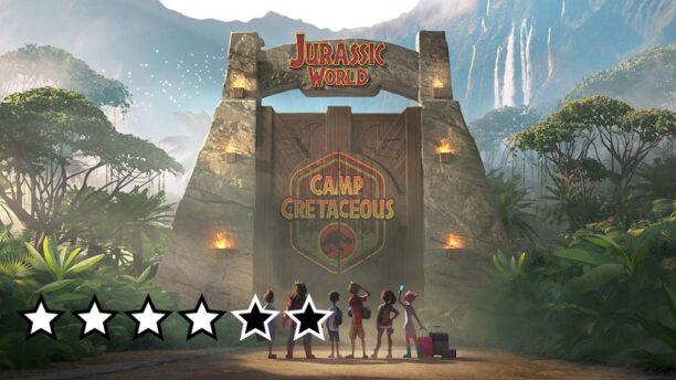 jurassic world camp kridttid netflix anmeldelse