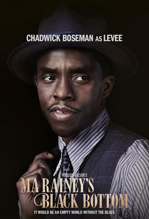 Chadwick Bosemans sidste film Ma Raineys Black Bottom