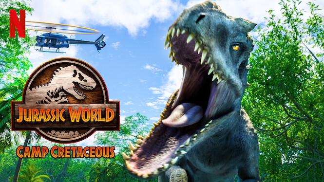 Jurrassic World – Camp Cretaceous vender tilbage saeson 2