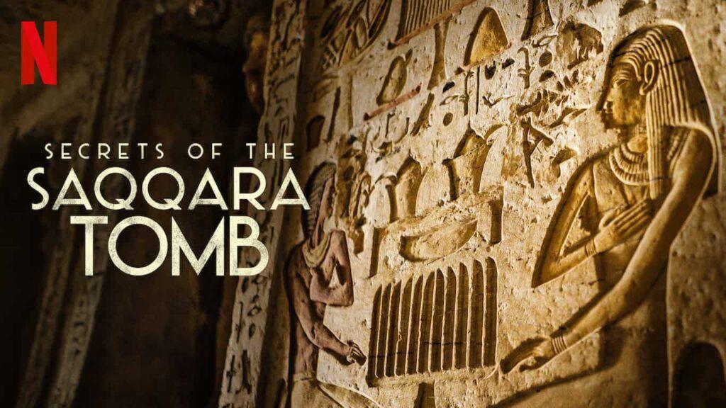 Netflix afsloerer hemmelighederne ved den egyptiske gravplads Sakkara mumie