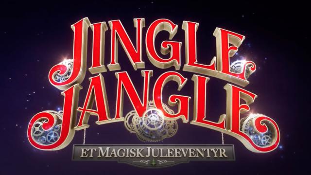 Netflix klar med aarets foerste julegave Jingle Jangle
