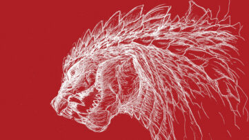 Netflix laver ny monsterserie med Godzilla