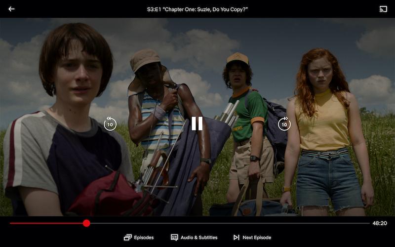 Netflix relancerer gratis proeveperiode