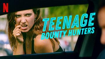 Teenage Bounty Hunters lukkes efter foerste saeson