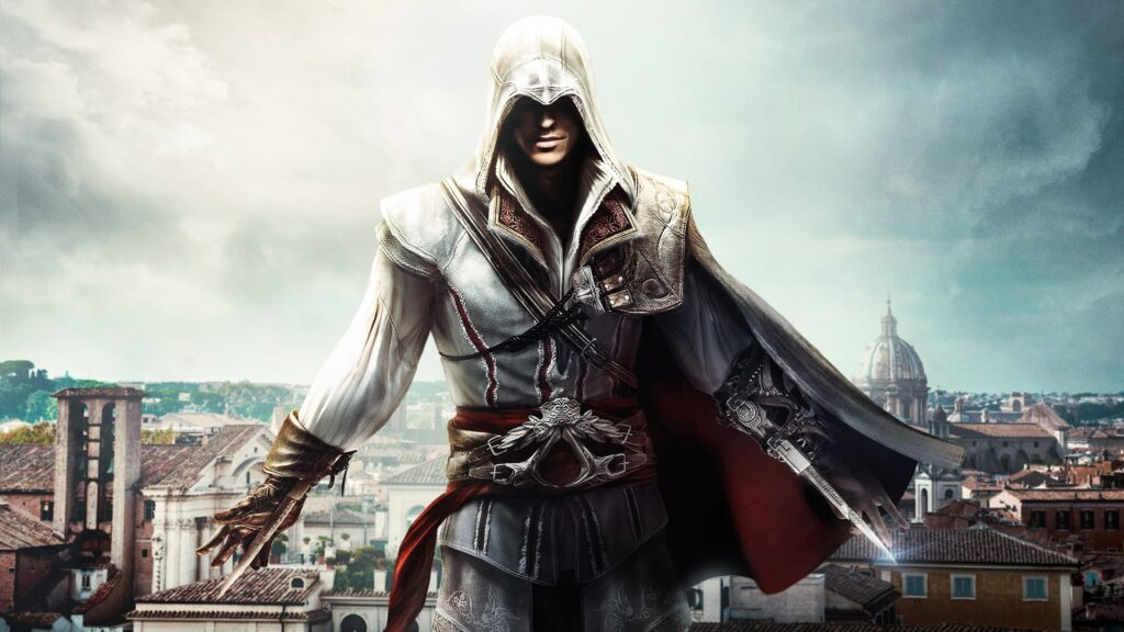 assassins creed netflix danmark