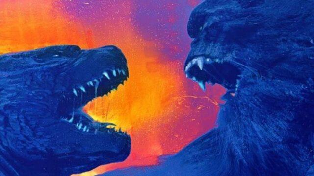 Godzilla vs. Kong netflix danmark