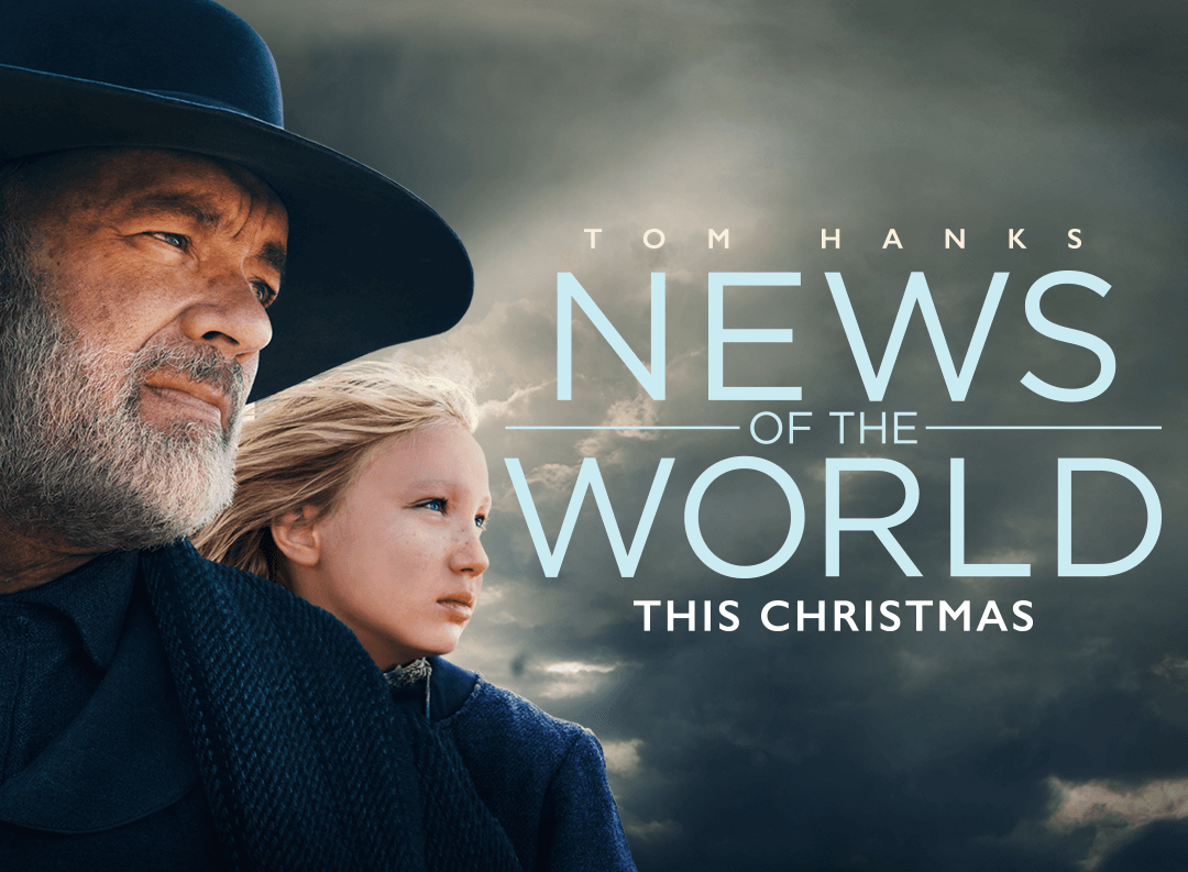 News Of The World tom hanks netflix