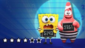 spongebob netflix anmeldelse 2020