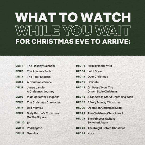 Netflix julekalender 2020