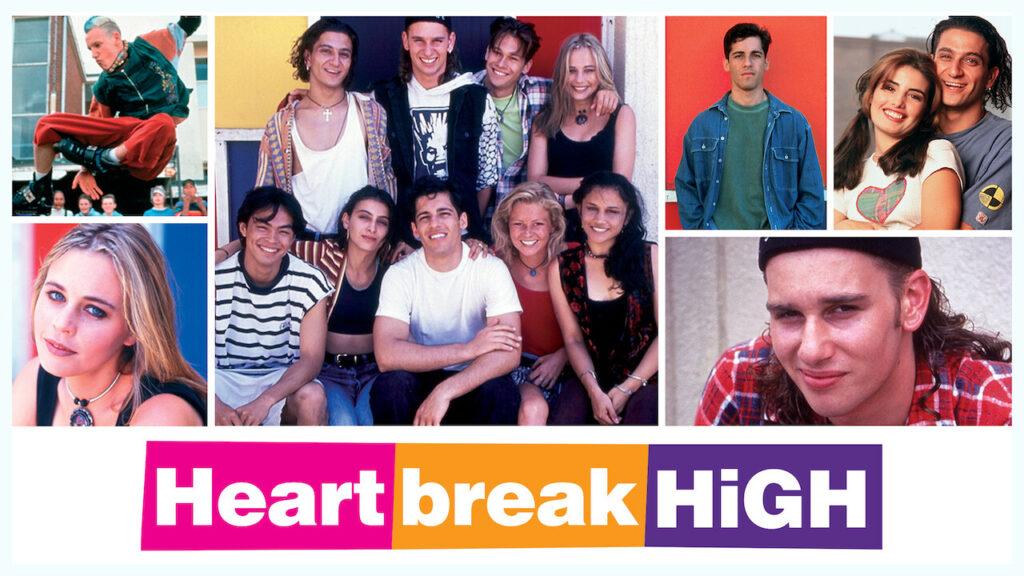 Netflix rebooter Heartbreak High
