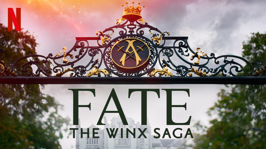 fate the winx club netflix