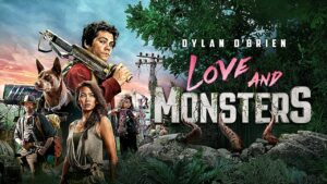 love and monster problems netflix danmark
