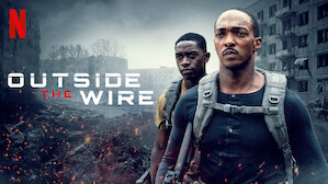 Outside the Wire netflix 1