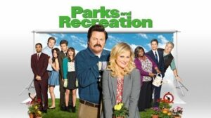 Parks Recreation netflix danmark