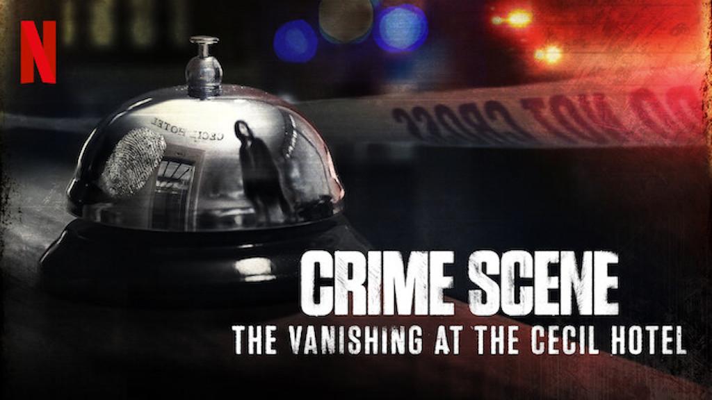 crime scene Cecil Hotel netflix krimi danmark