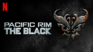 Pacific Rim black