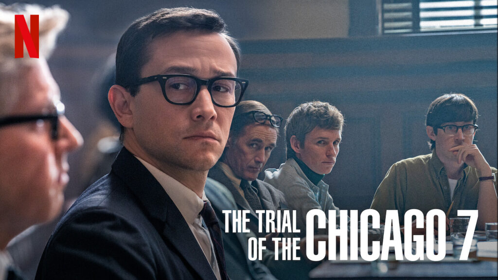 The Trial of the Chicago 7 youtube gratis netflix