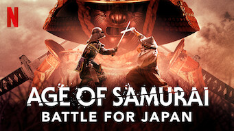 age of samurai