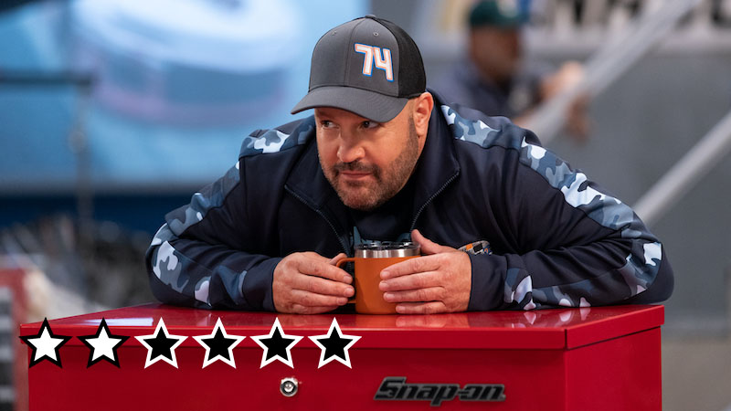 crew kevin james netflix anmeldelse review