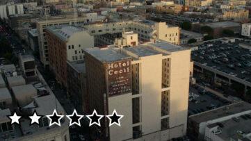 crime scene anmeldelse review netflix danmark