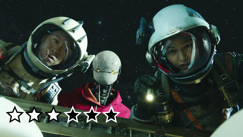 space sweepers anmeldelse review netflix 2021