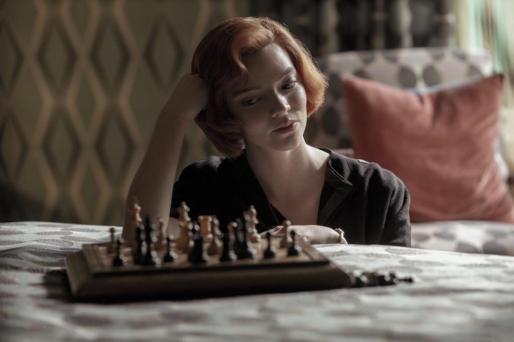 Dronning queens gambit saeson 2 netflix
