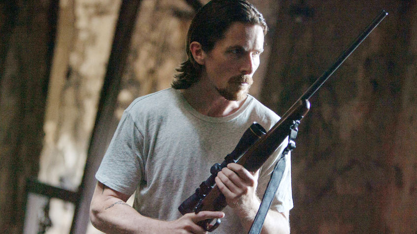 Pale Blue Eye netflix christian bale