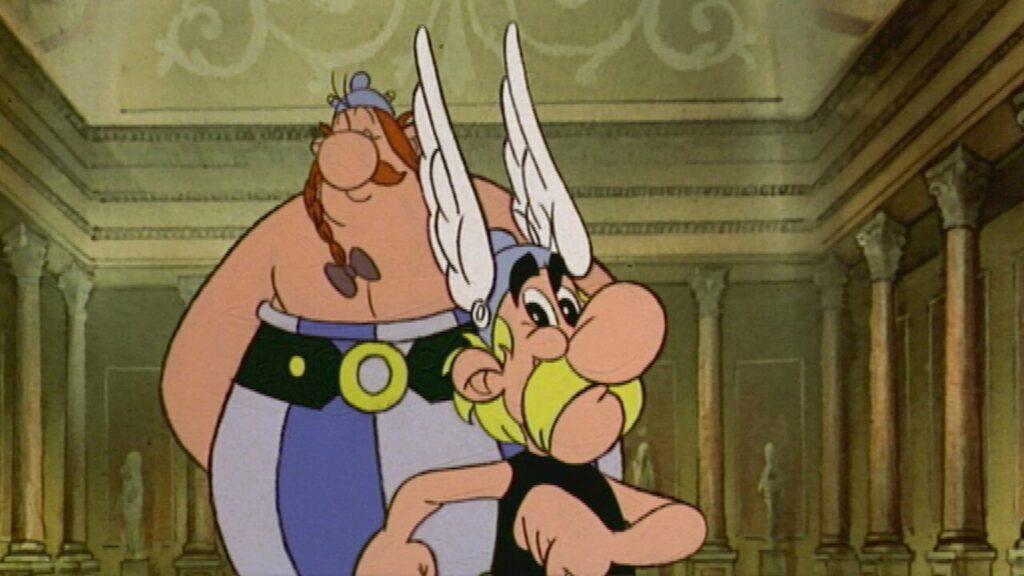 asterix netflix serie