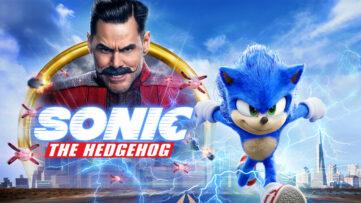 sonic hedgehog jim carrey