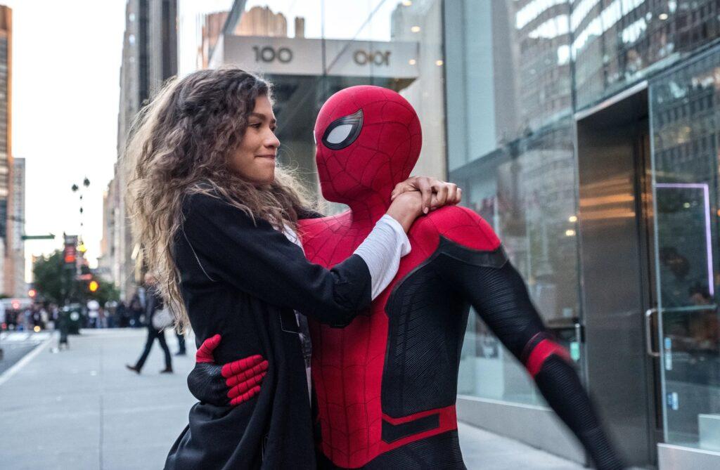 ny Spider Man netflix