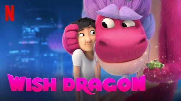 oenskedragen wish dragon