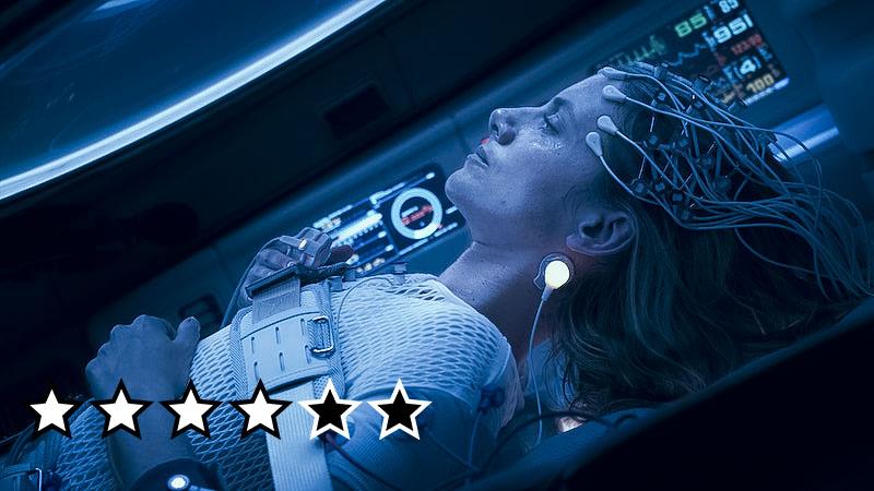oxygen anmeldelse netflix film