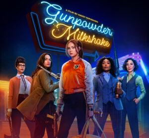 Gunpowder Milkshake film danmark