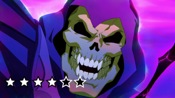 Masters of the Universe anmeldelse netflix
