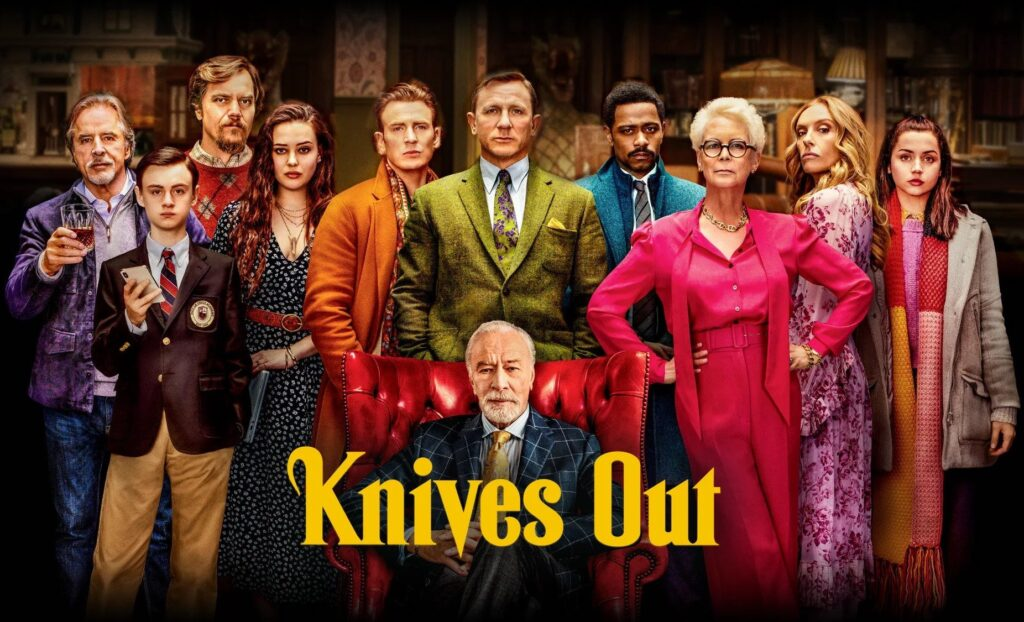 knives out netflix september
