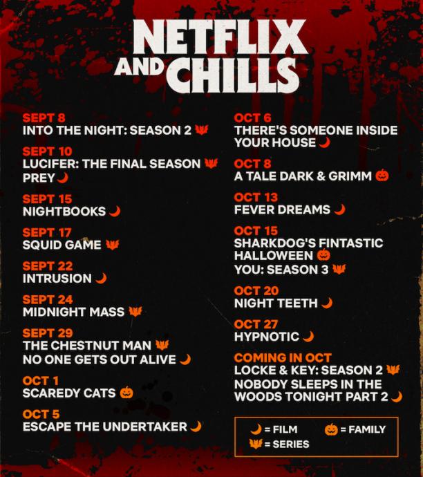 NetflixChills Press 2