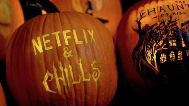 halloween netflix film serier
